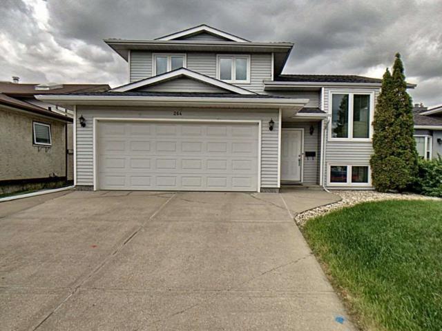 264 Lago Lindo Crescent, Edmonton, AB T5Z 1Y7 (#E4160763) :: David St. Jean Real Estate Group