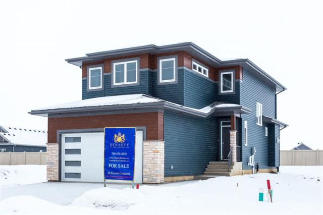 34 Encore Crescent, St. Albert, AB T8N 7W1 (#E4160787) :: David St. Jean Real Estate Group