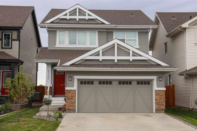 2330 Cassidy Way, Edmonton, AB T6W 3M5 (#E4160804) :: Mozaic Realty Group