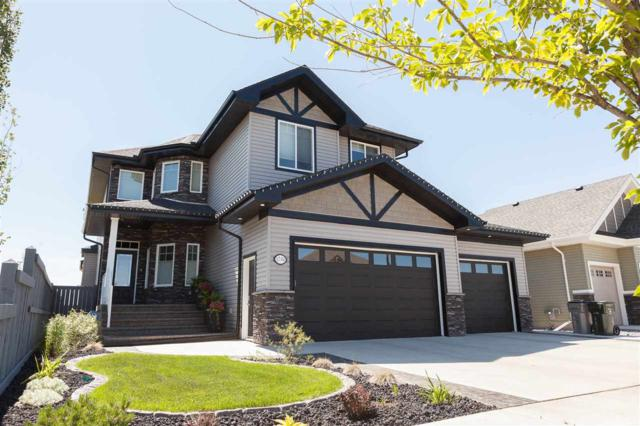 5704 Soleil Boulevard, Beaumont, AB T4X 0E1 (#E4160825) :: David St. Jean Real Estate Group