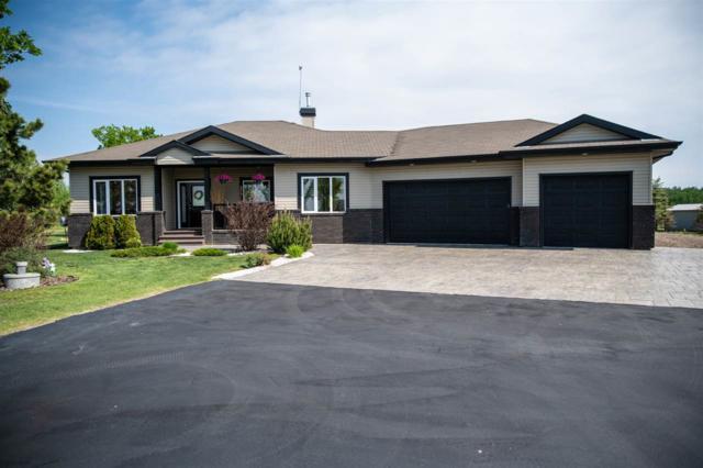 61 53521 RR 272, Rural Parkland County, AB T7X 3N2 (#E4160845) :: David St. Jean Real Estate Group