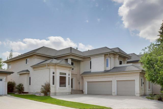 703 Hollingsworth Green, Edmonton, AB T6R 3G6 (#E4160846) :: Mozaic Realty Group