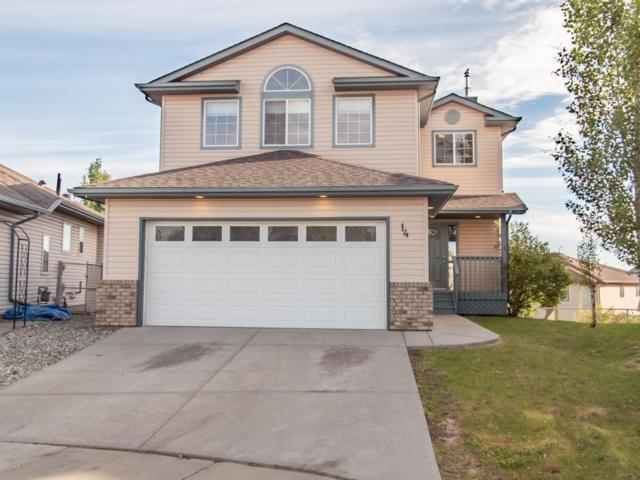 14 Cavelier Court, Beaumont, AB T4X 1P5 (#E4160878) :: Mozaic Realty Group