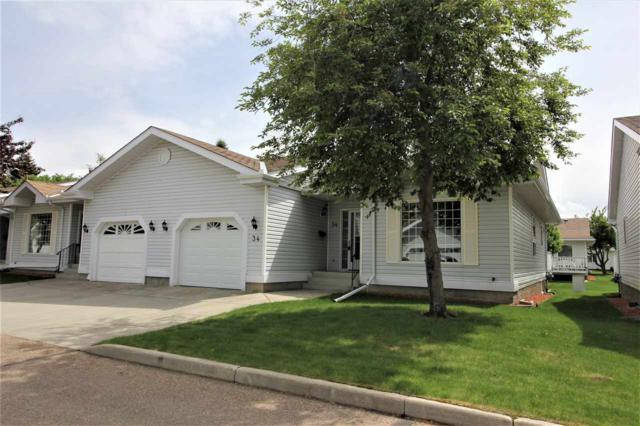34 9704 165 Street, Edmonton, AB T5P 4W4 (#E4160896) :: David St. Jean Real Estate Group