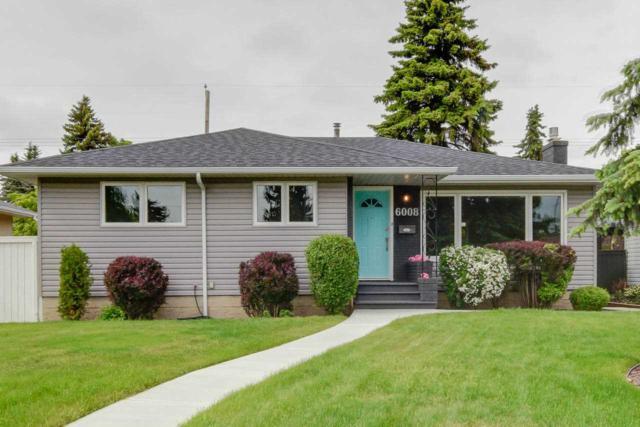6008 102 Avenue NW, Edmonton, AB T6A 0N4 (#E4160938) :: Mozaic Realty Group