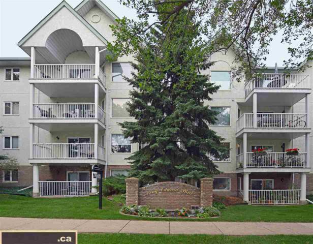 1 9938 80 Avenue, Edmonton, AB T6E 6L4 (#E4160952) :: Jenn McPhillamey | YEGPro Realty