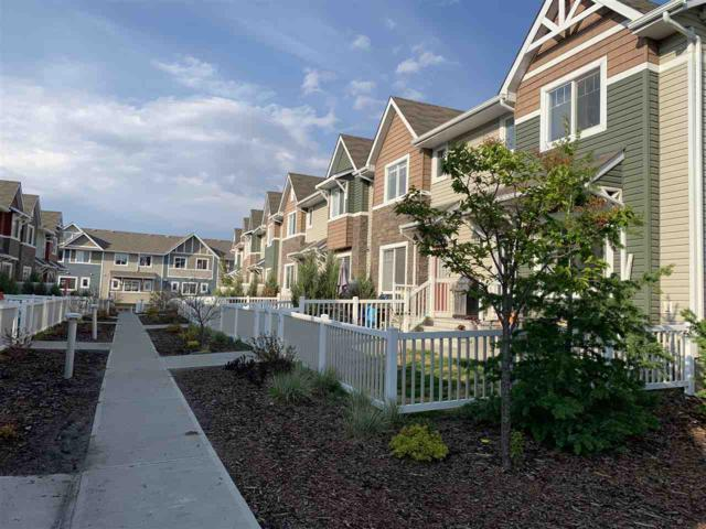 109 655 Tamarack Road, Edmonton, AB T6T 0N4 (#E4161007) :: David St. Jean Real Estate Group