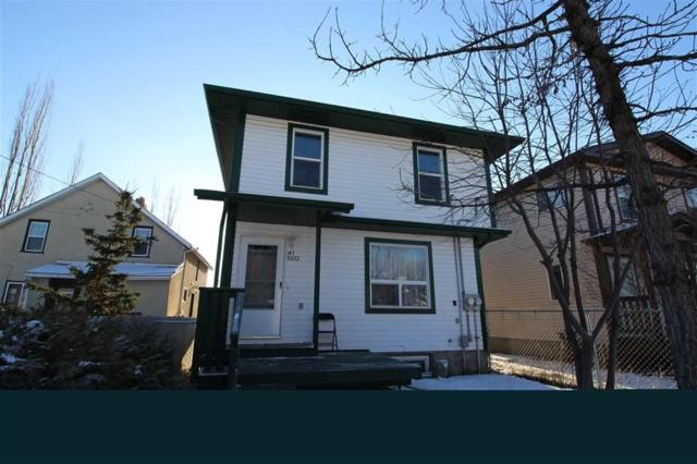 1 9322 106A Avenue, Edmonton, AB T5H 0S7 (#E4161031) :: David St. Jean Real Estate Group