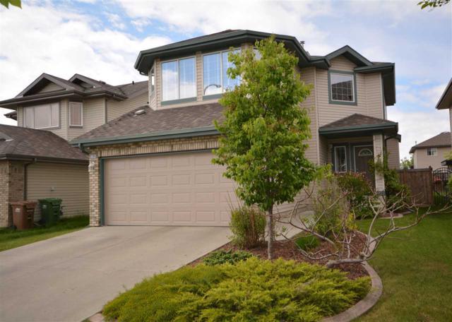 62 North Ridge Drive, St. Albert, AB T8N 7L7 (#E4161042) :: David St. Jean Real Estate Group