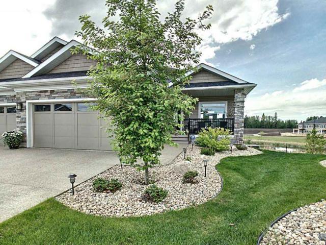 21 Harvest Point(E), Spruce Grove, AB T7X 0V8 (#E4161050) :: David St. Jean Real Estate Group