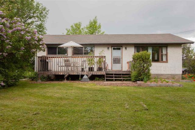 5203 51 A Avenue, Bon Accord, AB T0A 0K0 (#E4161077) :: David St. Jean Real Estate Group