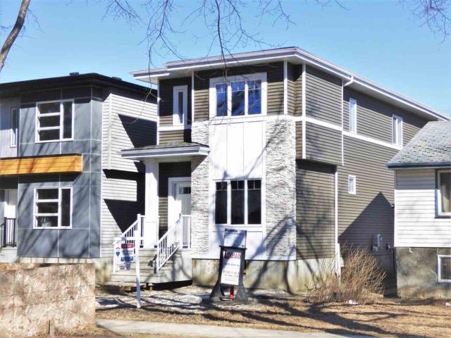 8534 81 Avenue, Edmonton, AB T6C 0W4 (#E4161105) :: David St. Jean Real Estate Group