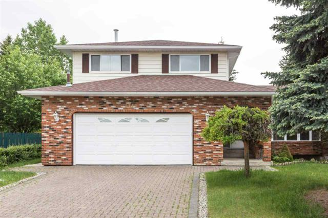 2419 115 Street NW, Edmonton, AB T6J 4Z3 (#E4161155) :: David St. Jean Real Estate Group