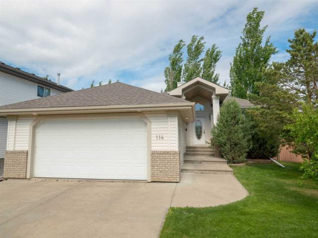114 Dunfield Crescent, St. Albert, AB T8N 6R7 (#E4161203) :: Mozaic Realty Group