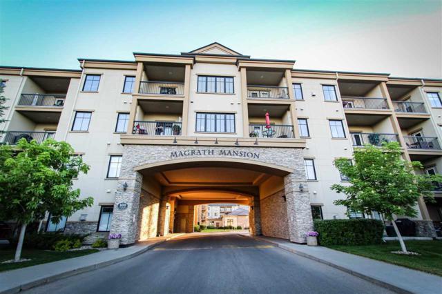 209 160 Magrath Road, Edmonton, AB T6R 3T7 (#E4161225) :: David St. Jean Real Estate Group