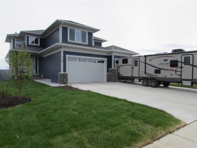 116 Eastview Drive, Morinville, AB T8R 1T3 (#E4161235) :: Mozaic Realty Group