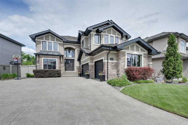 5040 Mcluhan Road, Edmonton, AB T6R 0J4 (#E4161246) :: David St. Jean Real Estate Group