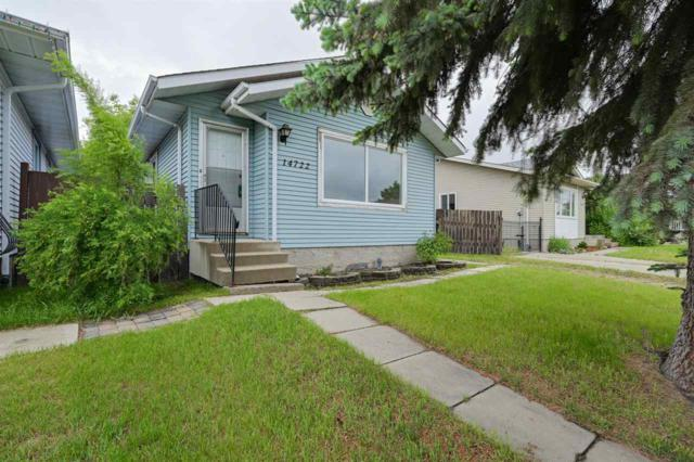 14722 32 Street, Edmonton, AB T5Y 2G3 (#E4161254) :: David St. Jean Real Estate Group