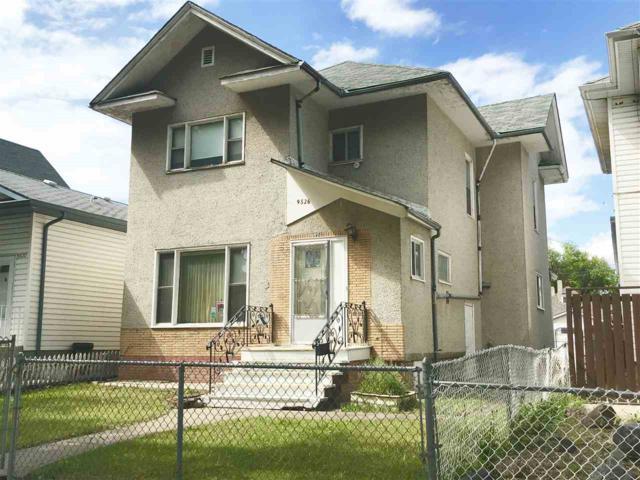 9526 106A Avenue, Edmonton, AB T5H 0S8 (#E4161282) :: David St. Jean Real Estate Group