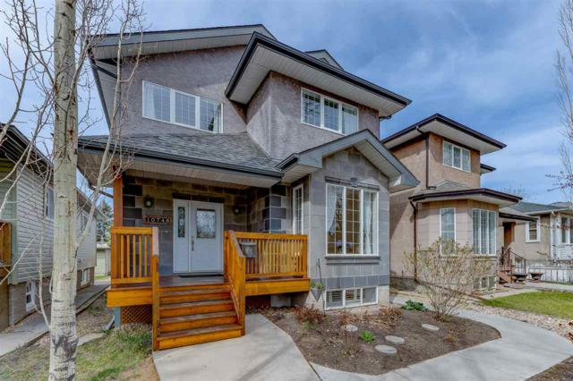 10748 71 Avenue, Edmonton, AB T6E 2X6 (#E4161301) :: Jenn McPhillamey | YEGPro Realty