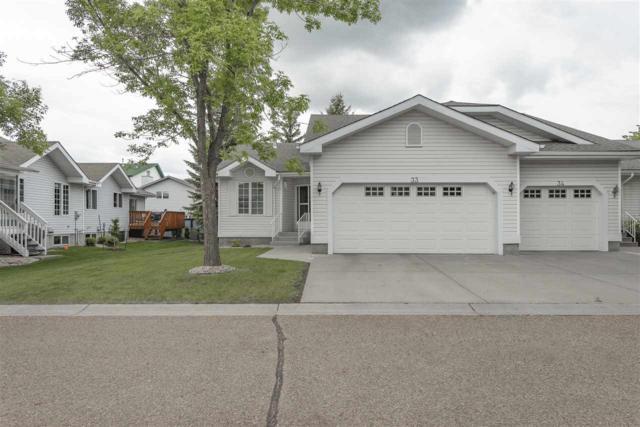 33 13217 155 Avenue, Edmonton, AB T6V 1E6 (#E4161302) :: Mozaic Realty Group