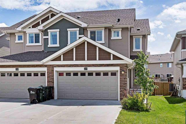 137 Summerstone Lane, Sherwood Park, AB T8H 0Y4 (#E4161307) :: Mozaic Realty Group