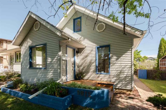 9812 73 Avenue, Edmonton, AB T6E 1B6 (#E4161313) :: Jenn McPhillamey | YEGPro Realty