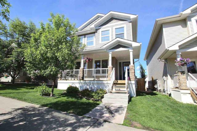 17 Veronica Hill(S), Spruce Grove, AB T7X 0H3 (#E4161347) :: David St. Jean Real Estate Group