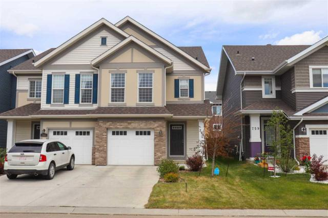 761 Eagleson Crescent, Edmonton, AB T6M 0V2 (#E4161350) :: David St. Jean Real Estate Group