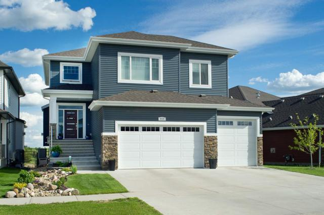 413 Meadowview Drive, Fort Saskatchewan, AB T8L 0E3 (#E4161353) :: David St. Jean Real Estate Group