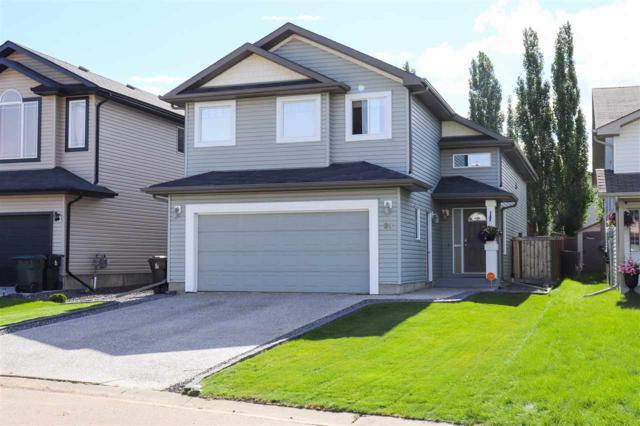 23 Landon Drive, Spruce Grove, AB T7X 4S1 (#E4161357) :: David St. Jean Real Estate Group