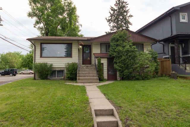 9947 78 Street, Edmonton, AB T6A 3E1 (#E4161369) :: David St. Jean Real Estate Group