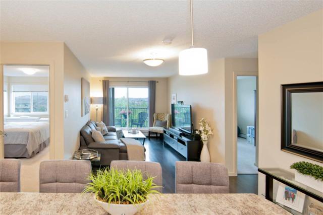 322 504 Albany Way, Edmonton, AB T6V 0L2 (#E4161374) :: David St. Jean Real Estate Group