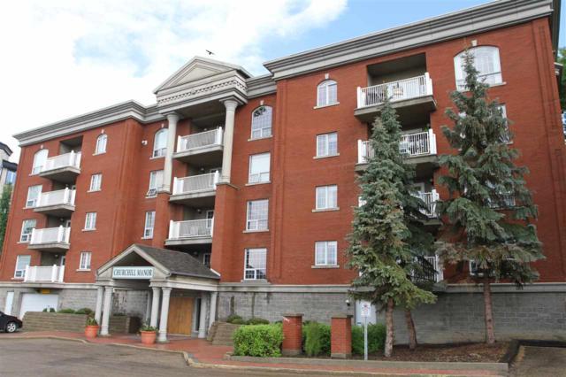 105 20 St Joseph Street, St. Albert, AB T8N 6M5 (#E4161378) :: The Foundry Real Estate Company