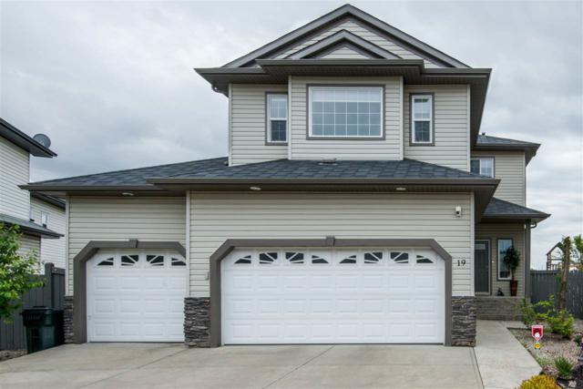 19 Lamplight Cove, Spruce Grove, AB T7X 4R2 (#E4161383) :: Mozaic Realty Group