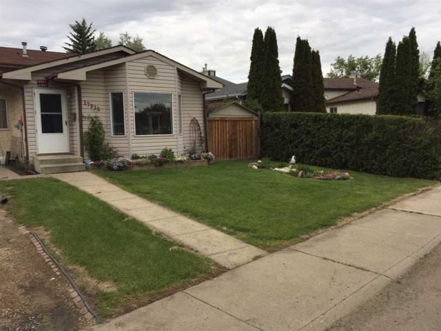 17912 78 Avenue NW, Edmonton, AB T5T 3R7 (#E4161390) :: Mozaic Realty Group