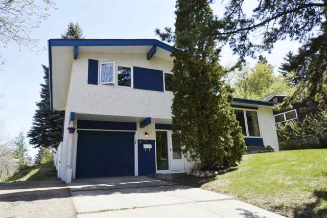 1 Greenwich Crescent, St. Albert, AB T8N 0Z5 (#E4161411) :: Mozaic Realty Group