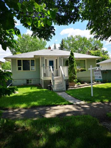 12107 91 Street, Edmonton, AB T5B 4C2 (#E4161423) :: Mozaic Realty Group