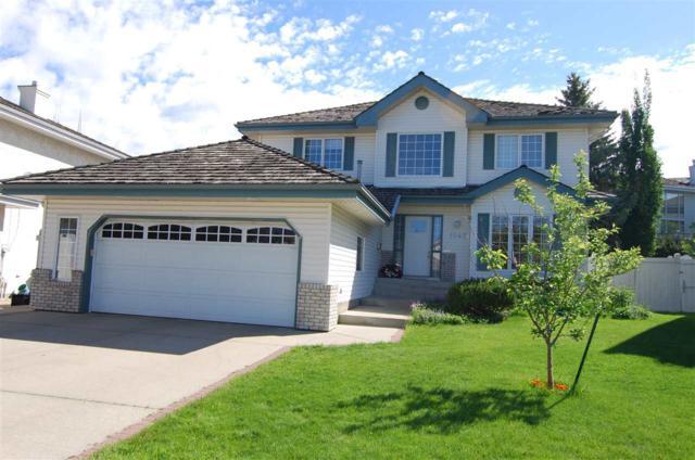 1047 Carter Crest Road, Edmonton, AB T6R 2M6 (#E4161428) :: David St. Jean Real Estate Group