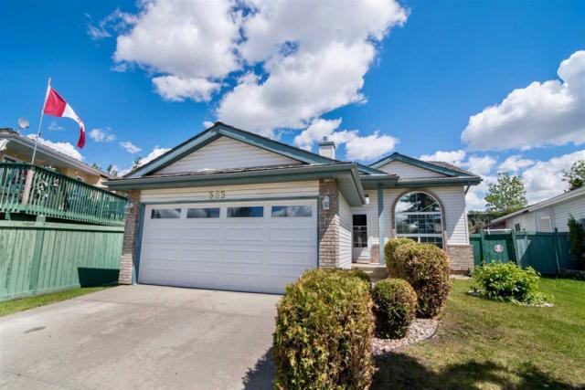 353 Blackburn Drive E, Edmonton, AB T6W 1B8 (#E4161436) :: Mozaic Realty Group