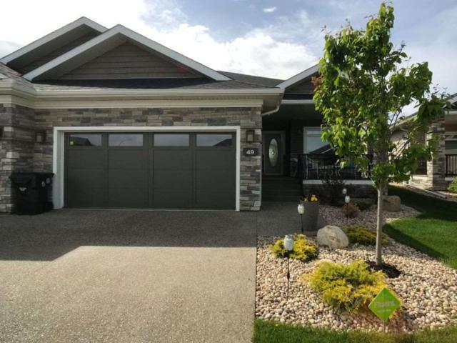 49 Harvest Point(E), Spruce Grove, AB T7X 0V8 (#E4161458) :: David St. Jean Real Estate Group