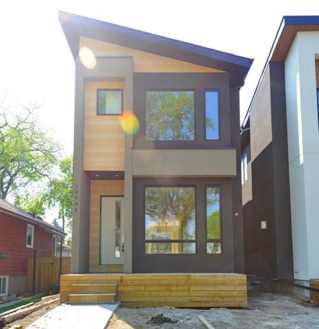 10932 129 Street, Edmonton, AB T5M 0X9 (#E4161460) :: David St. Jean Real Estate Group