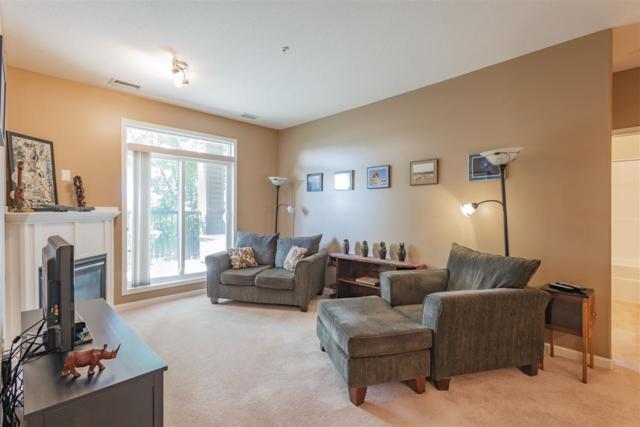 130 2503 Hanna Crescent NW, Edmonton, AB T6R 0H1 (#E4161471) :: David St. Jean Real Estate Group