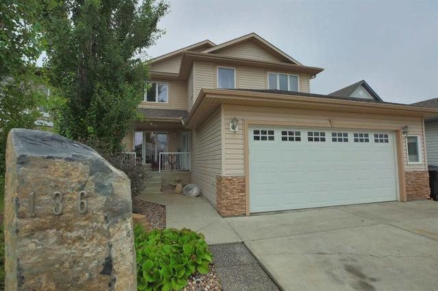 136 Foxtail Point(E), Sherwood Park, AB T8A 6P1 (#E4161482) :: Mozaic Realty Group