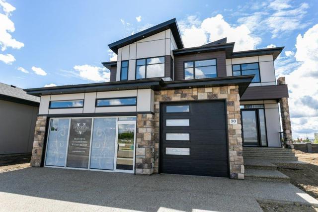 30 Easton Close, St. Albert, AB T8N 3X9 (#E4161488) :: David St. Jean Real Estate Group