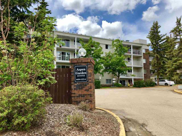 217 4404 122 Street, Edmonton, AB T6J 4A9 (#E4161499) :: David St. Jean Real Estate Group