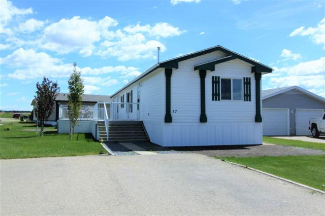 17 Midland Road, Millet, AB T0C 1Z0 (#E4161503) :: Mozaic Realty Group