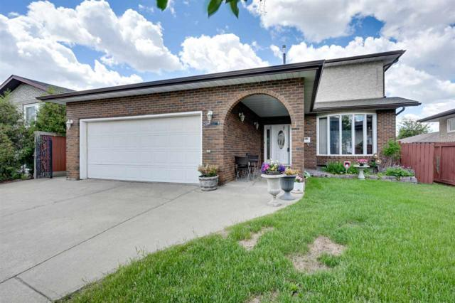 28 Grand Meadow Crescent, Edmonton, AB T6L 1A2 (#E4161507) :: Mozaic Realty Group