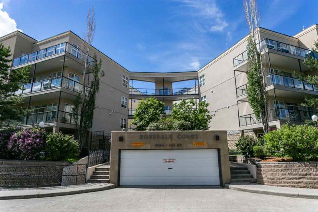 216 9804 101 Street, Edmonton, AB T5K 2X3 (#E4161552) :: David St. Jean Real Estate Group