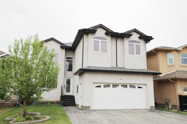 613 Layton Court, Edmonton, AB T6R 2S9 (#E4161553) :: The Foundry Real Estate Company